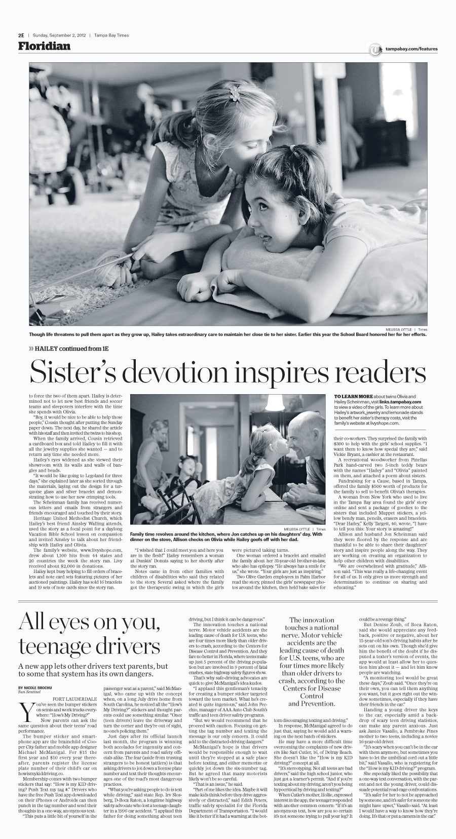 Sister's Devotion 2